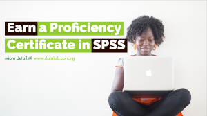 spss training in abuja