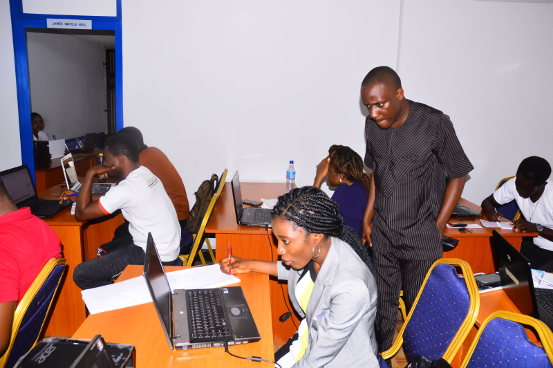 data analytics training in nigeria