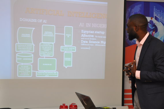 artificial intelligence in Nigeria